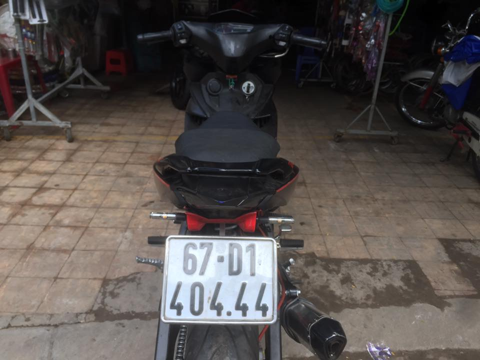 Exciter 150 day an tuong voi man lot xac cuc ngau - 7