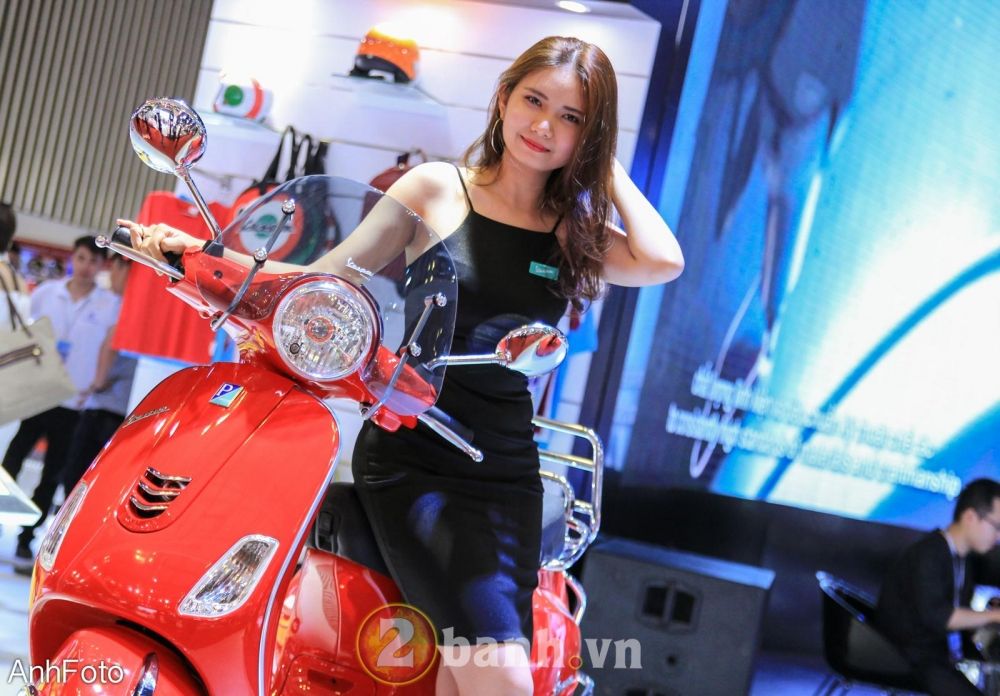 50 co gai hot nhat VietNam Motorcycle Show 2017 - 27