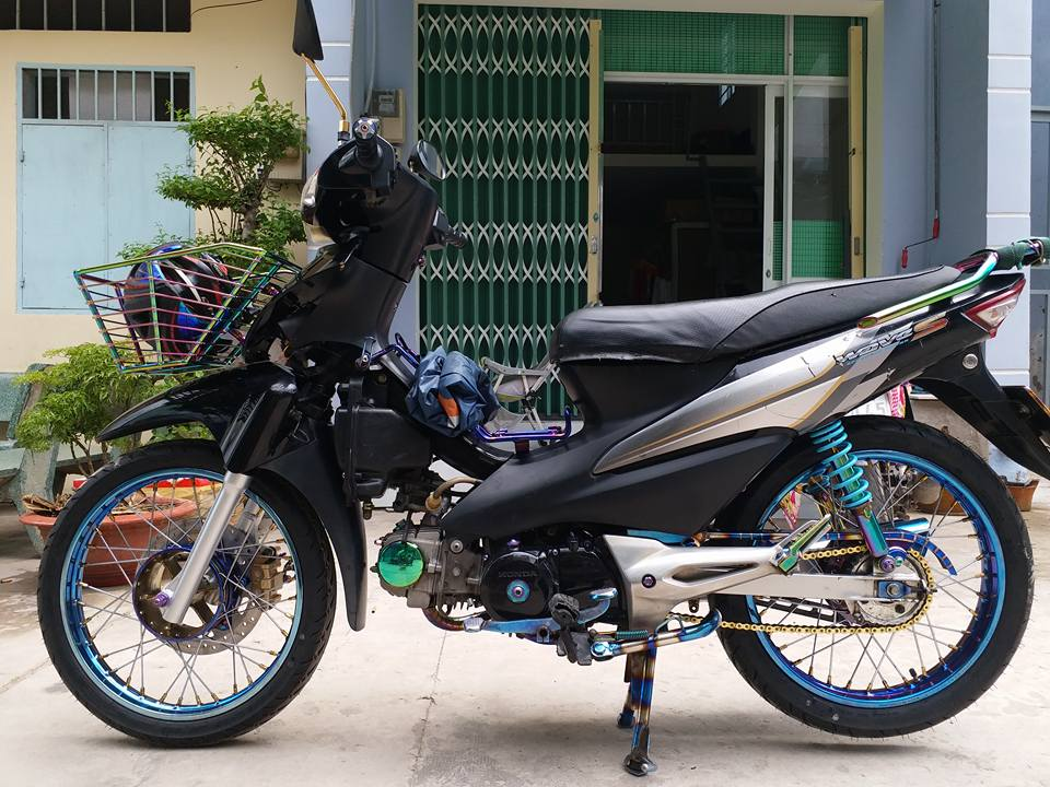 Wave S100 don nhe voi dan chan bat thuong - 2