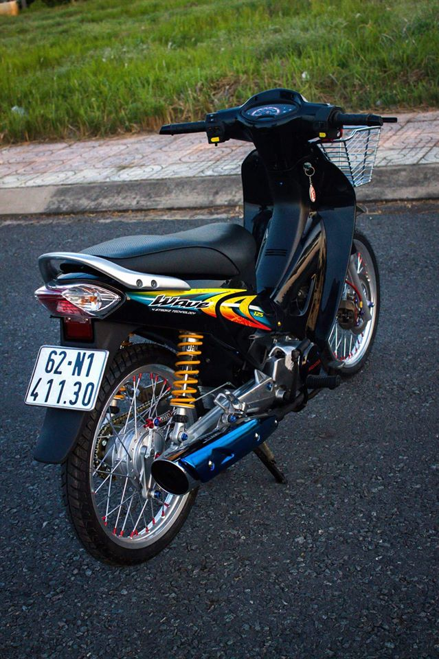 Wave 125 do dep voi dan do choi chuan muc - 9