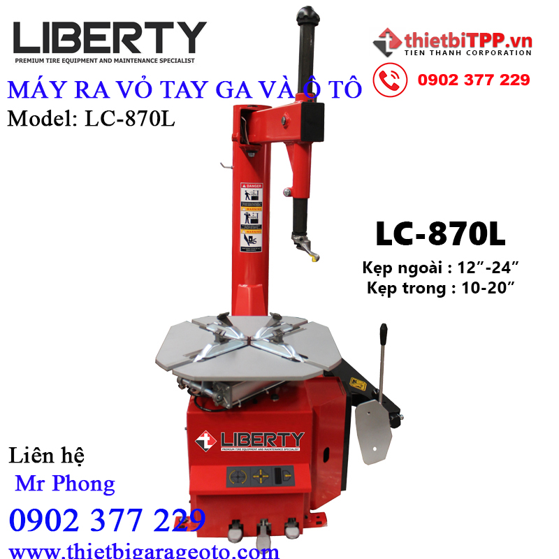 may ra vao lop Lyberty LC870L