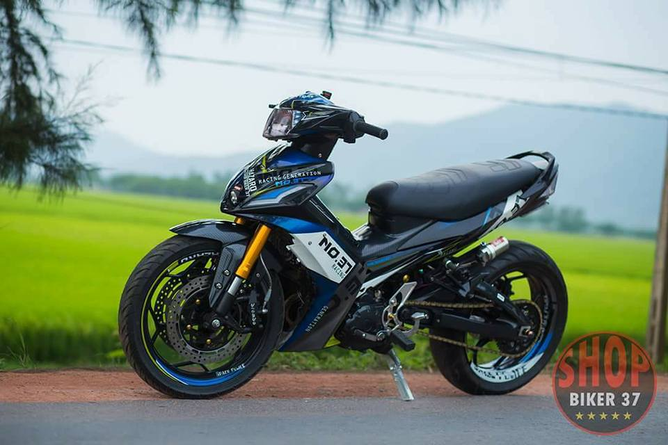 Exciter 135 con tu dong do manh tay nhat Nghe An - 12