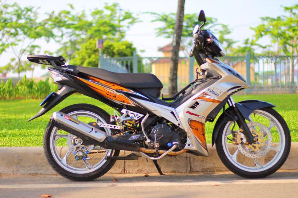 Yamaha Exciter cua sung lam nghe - 6