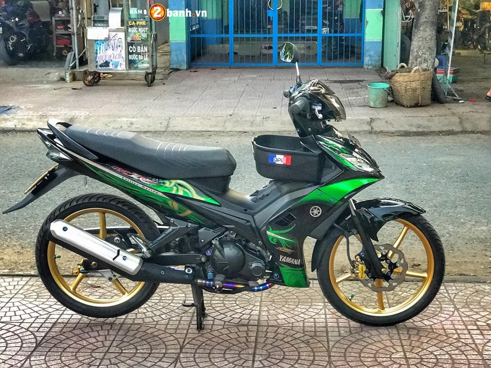 Exciter 135cc 4 so nguyen to luc bi an
