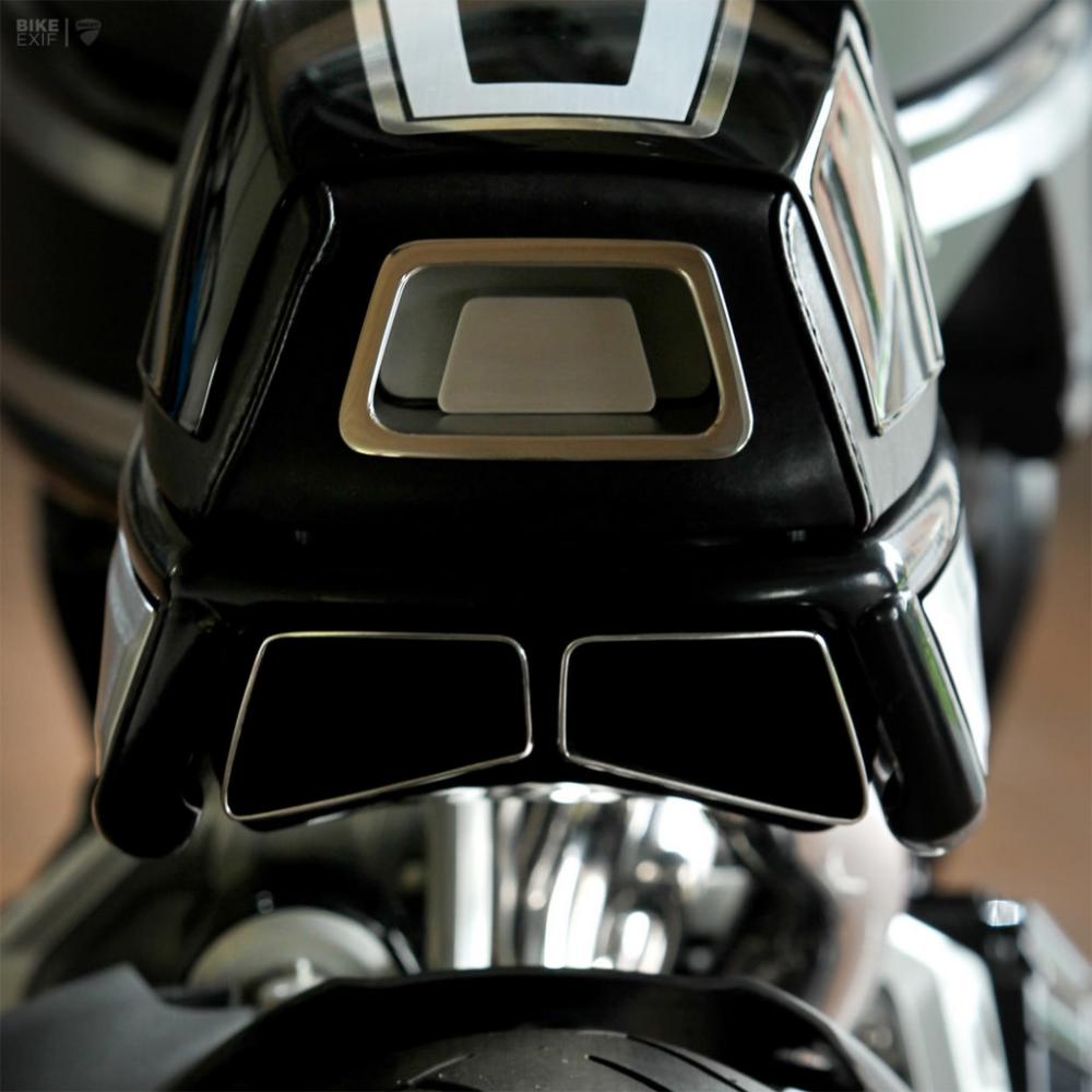 Ducati Xdiavel S lot xac day an tuong voi phong cach Cafe Racer - 7