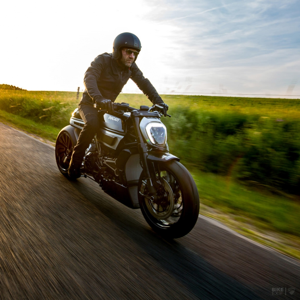 Ducati Xdiavel S lot xac day an tuong voi phong cach Cafe Racer - 9