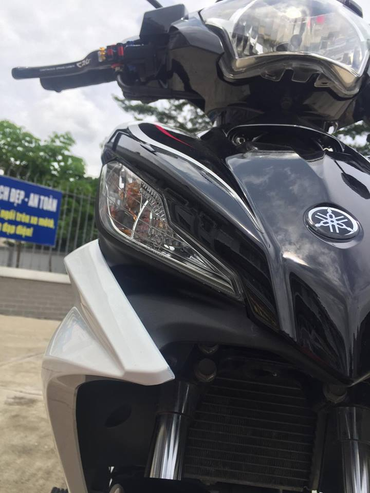 Exciter 135cc phien ban do lai theo phong cach Malaysia LC135 5s - 7