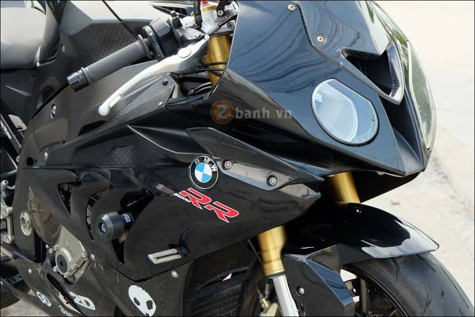 BMW S1000RR cang det cung phien ban Full black Limited