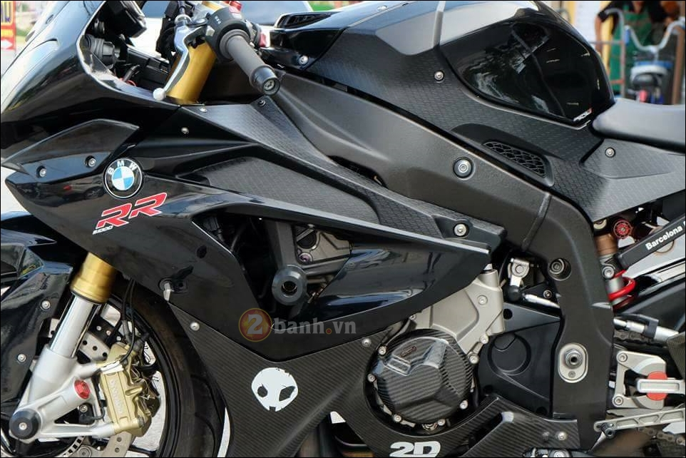 BMW S1000RR cang det cung phien ban Full black Limited - 5