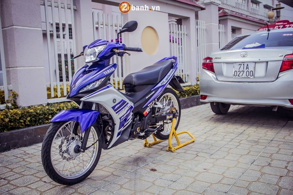 Bo anh Exciter 135 do khoe dang cung Raider Fi day ca tinh - 5
