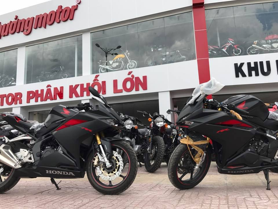Ve them lo Honda CBR 250 RR abs 2017 - 13