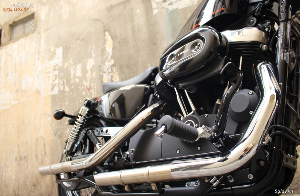 ___ Can Ban ___HARLEY DAVIDSON FortyEight 1200cc ABS 2015___ - 5