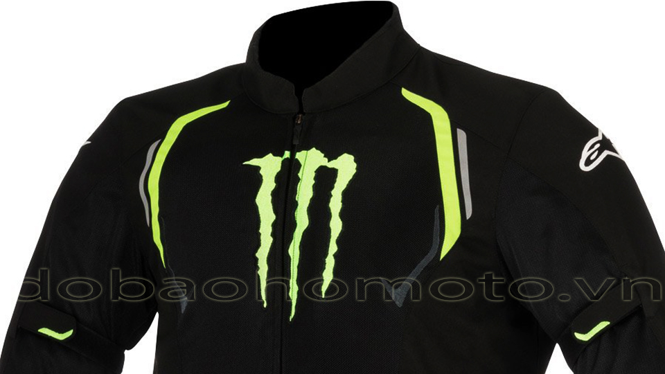 AO GIAP ALPINESTARS JUNO AIR MONSTER - 2