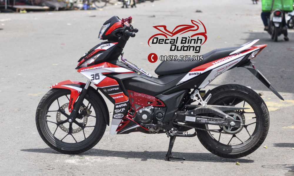Op Luon Xe Exciter Winner Dep Mo Cay Xe Exciter 150 - 3