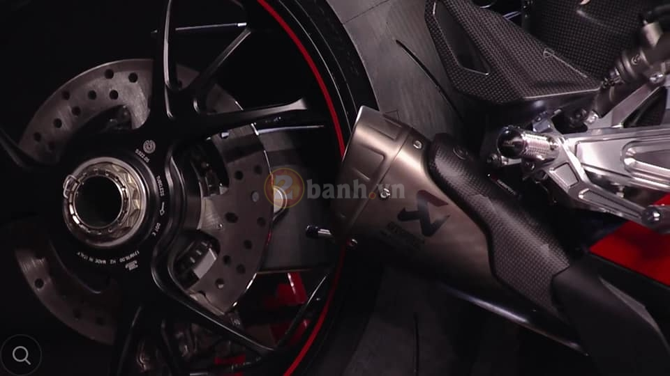 Ducati Panigale V4 Speciale Phien ban Limited cua Panigale V4 - 4