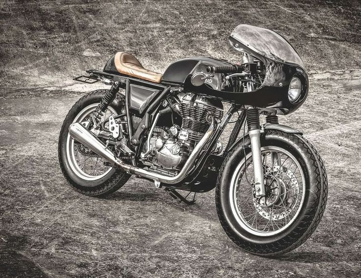 Xin phep ad Thanks ad Royal Enfield Continental GT535 caferacer HQCN 2017 Xe - 2