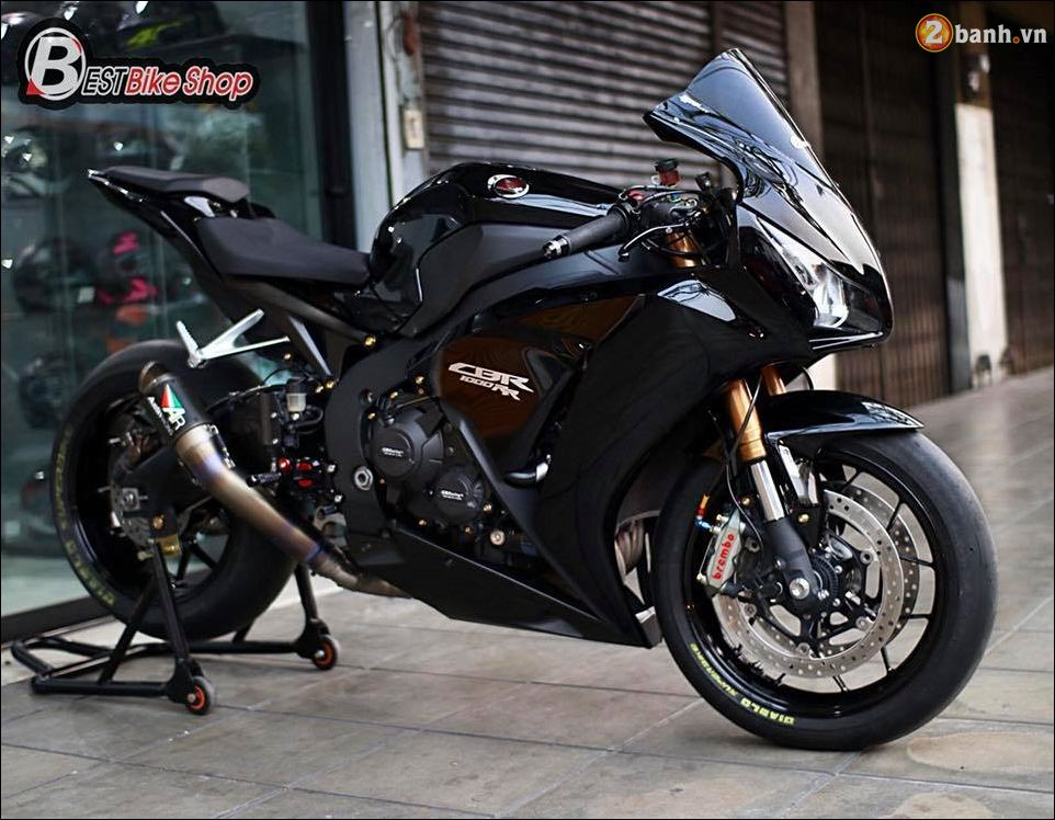 Bo mong CBR1000RR cuc chat qua Version full Black - 6