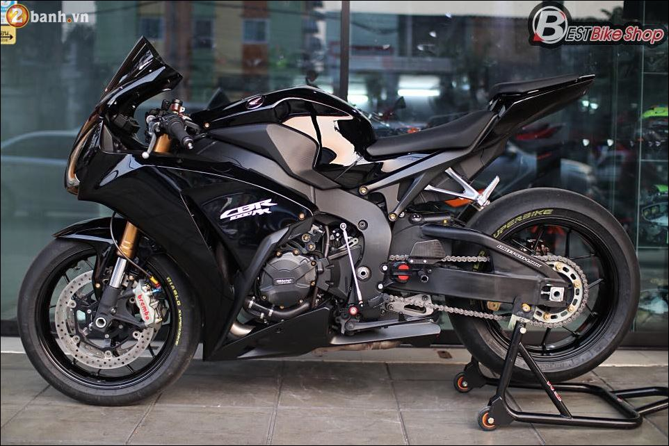 Bo mong CBR1000RR cuc chat qua Version full Black - 14