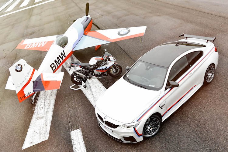 Can canh BMW Motorrad S1000RR 2018 Magny Cours Edition