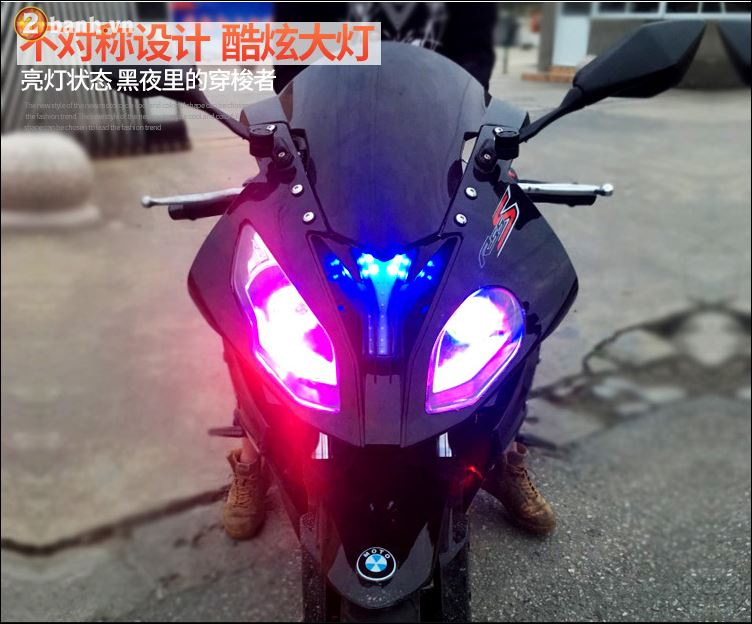 Choang ngop voi BMW S1000RR Made in China voi ten goi BD3505A - 4