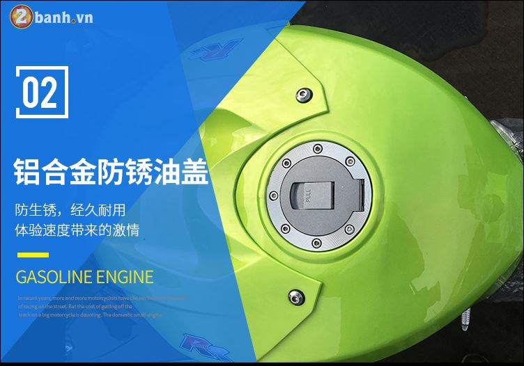 Choang ngop voi BMW S1000RR Made in China voi ten goi BD3505A - 6