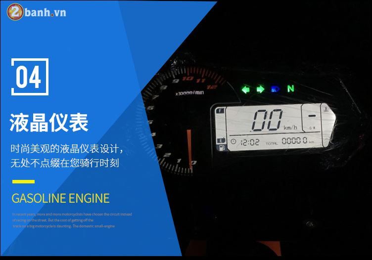 Choang ngop voi BMW S1000RR Made in China voi ten goi BD3505A - 12