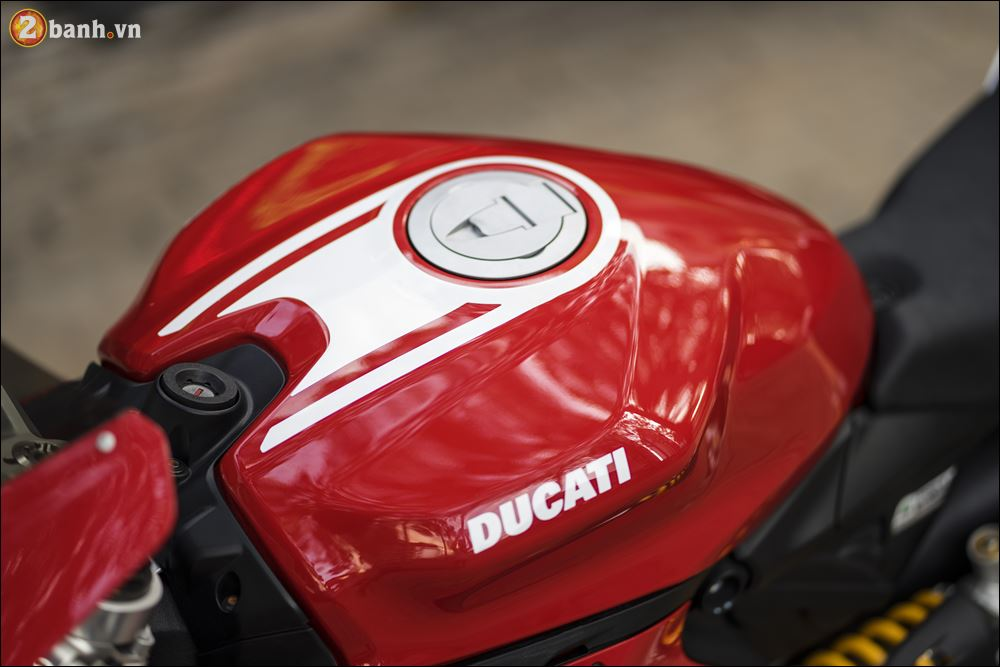 Ducati 959 Panigale thoat xac ngoan muc qua Version final edition - 5