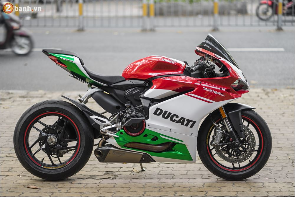 Ducati 959 Panigale thoat xac ngoan muc qua Version final edition - 7