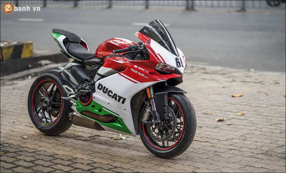 Ducati 959 Panigale thoat xac ngoan muc qua Version final edition - 11
