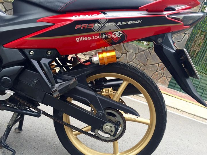 Exciter 135 do don gian day cung cap voi mam Racing boy - 7
