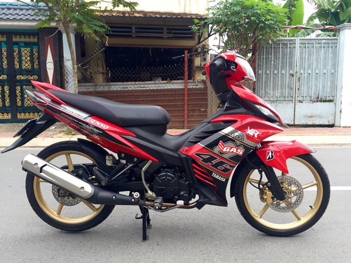 Exciter 135 do don gian day cung cap voi mam Racing boy - 8