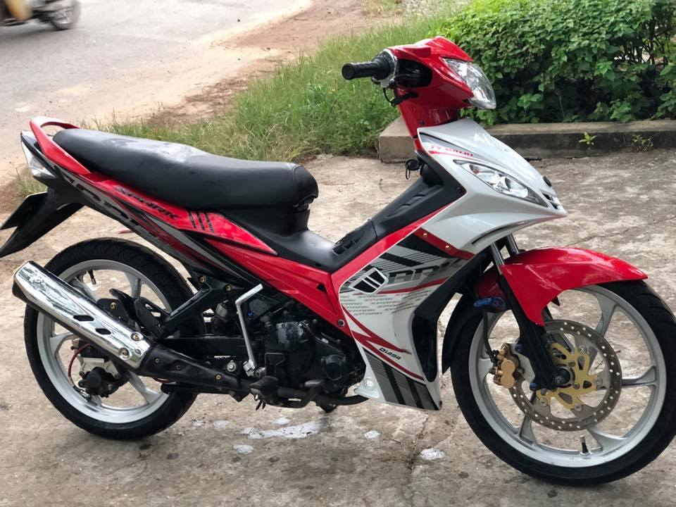 Exciter 135 do nhe voi dan chan 2 thi day manh me - 6