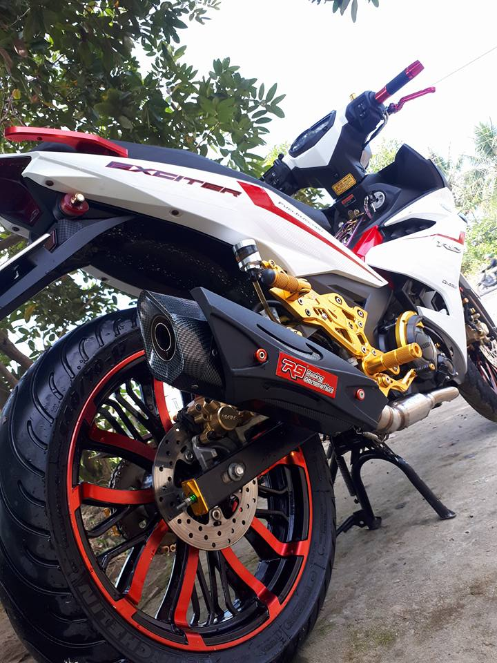 Exciter 150 do full dan do choi lam nhieu Biker them khat - 6