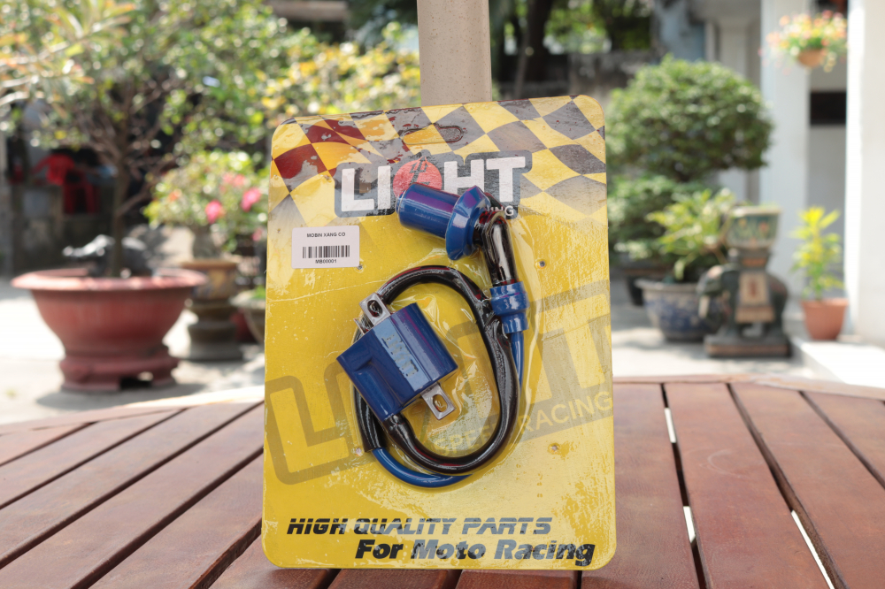 IC Mobin Light Speed Racing danh cho Exciter 135 - 3