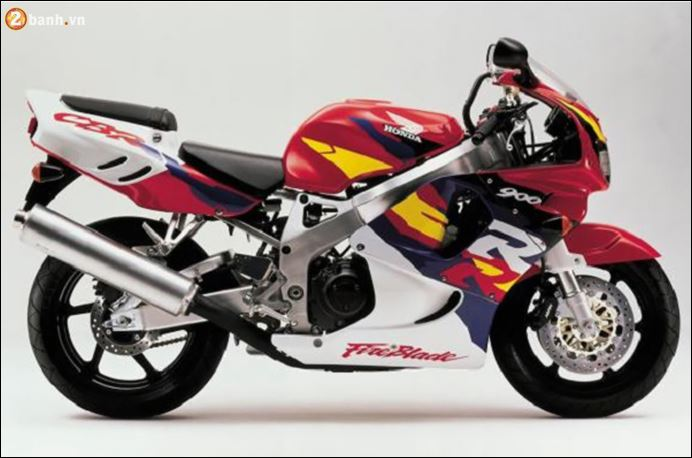 So luoc ve lich su phat trien HONDA CBRRR 25th anniversary of evolution - 4