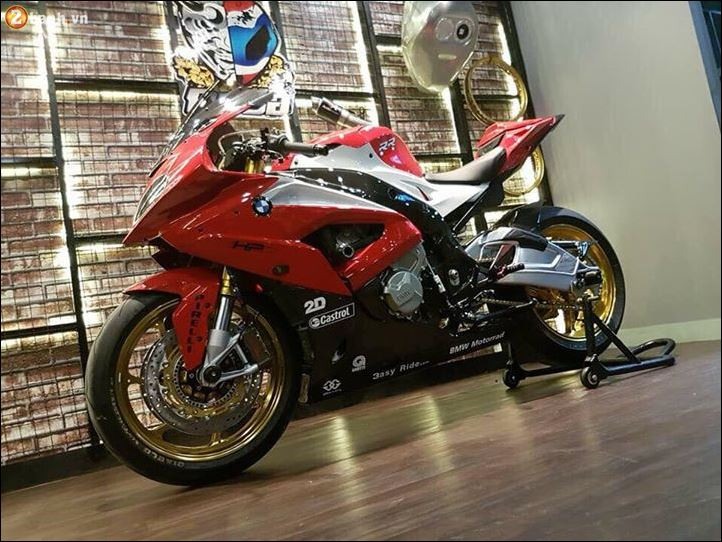 Ve dep khieu goi tu Ca map Shark BMW S1000RR - 7
