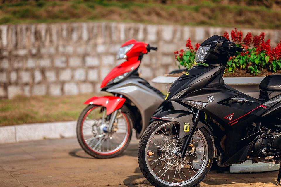 Exciter 150 do dan chan so ke su mong manh cung Exciter 135 - 6