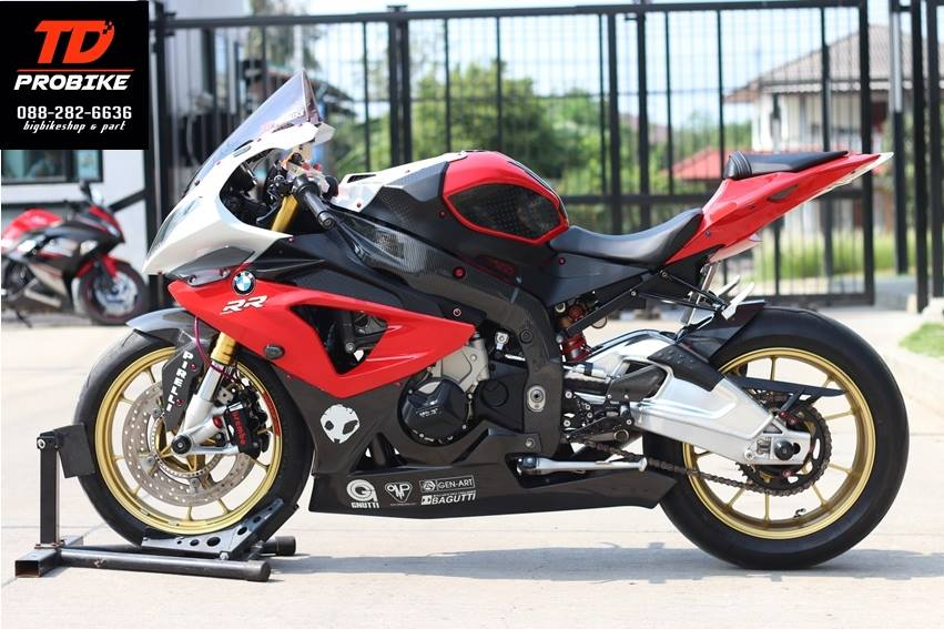 BMW S1000RR ve dep kho choi tu cap doi Hunter Sharks - 9