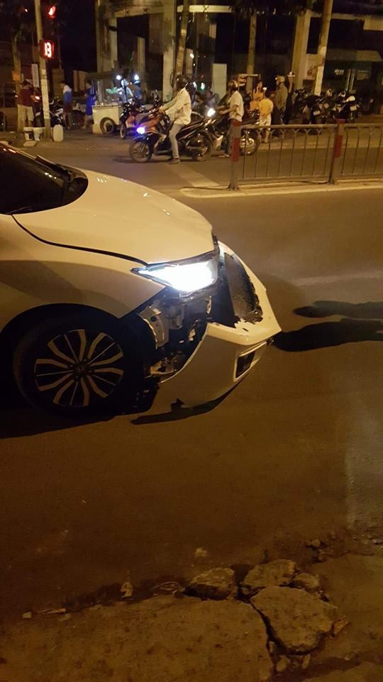 Exciter 150 chay voi toc do ban tho tong nat dau Honda City - 8
