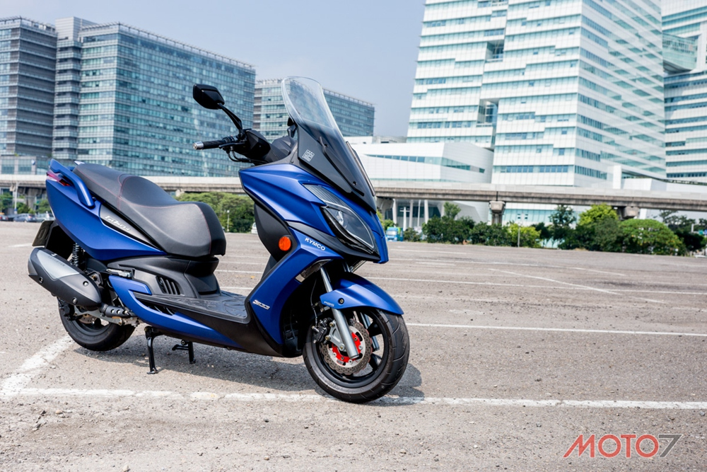 KYMCO G Dink 300i ABS the he moi 2018