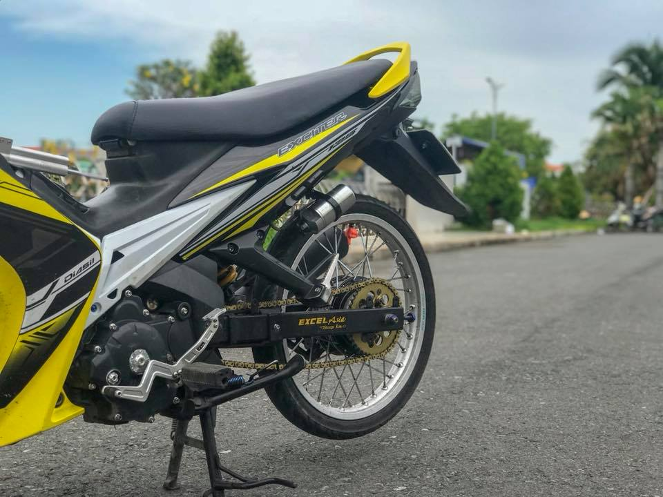 Exciter 135 do sac so voi bo canh vang ong anh - 6