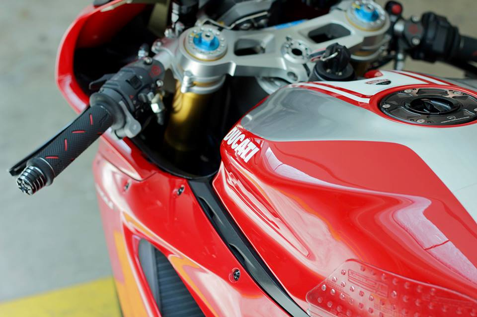 Man nhan voi Superbike Ducati 1299 Panigale S do cuc chat - 6