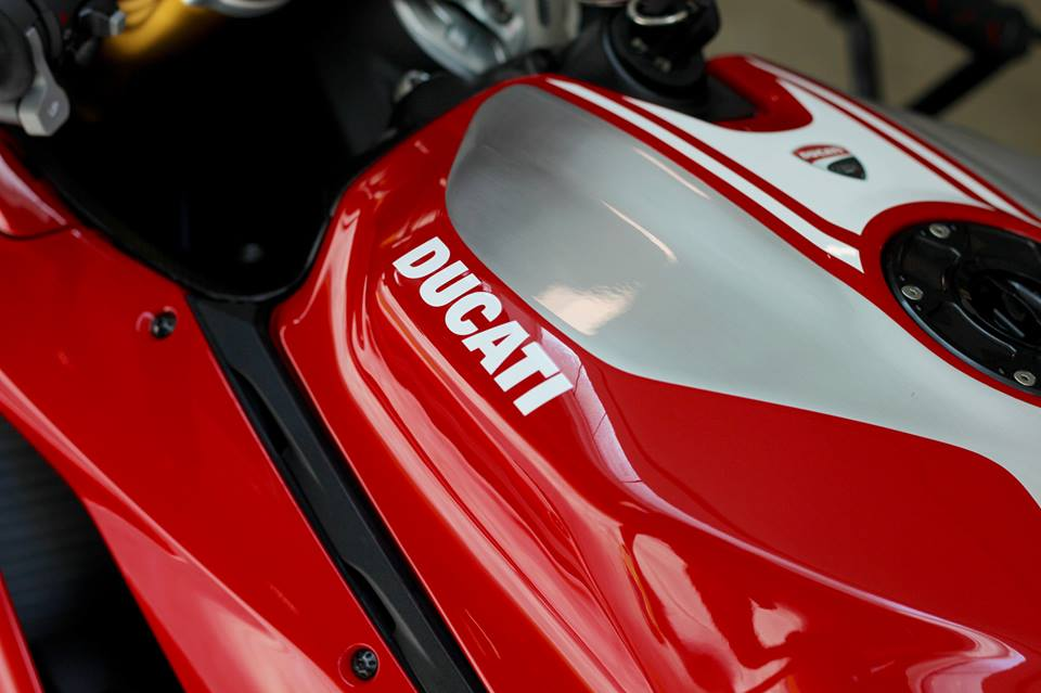 Man nhan voi Superbike Ducati 1299 Panigale S do cuc chat - 8