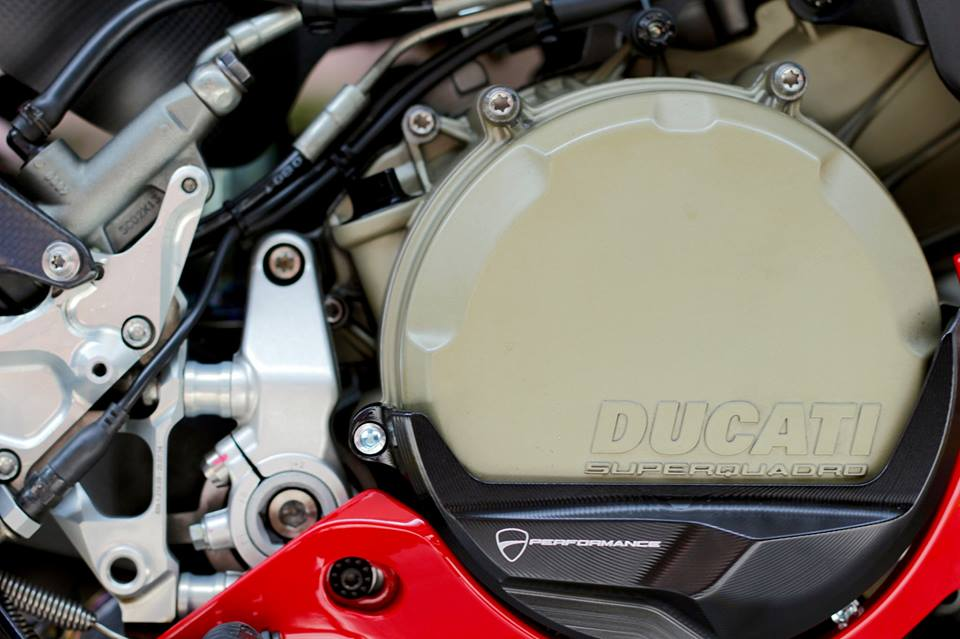 Man nhan voi Superbike Ducati 1299 Panigale S do cuc chat - 15