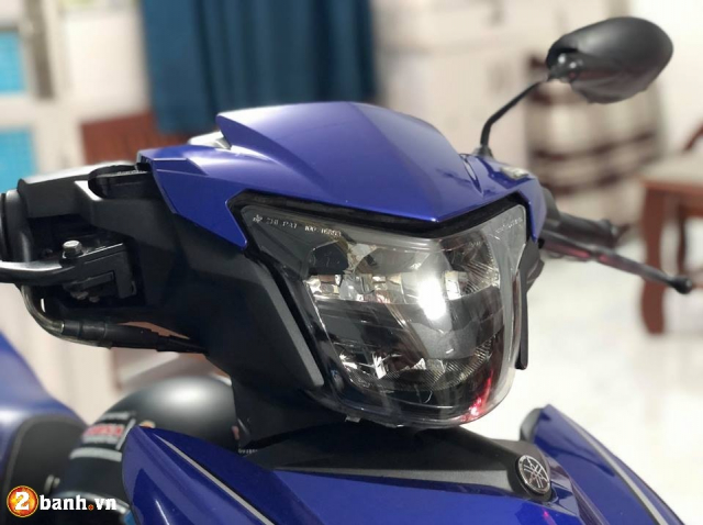 Den pha LED 2 tang Yamaha Exciter 150 Sporty 2019 moi - 11