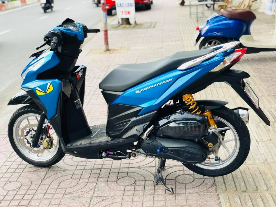 Vario 150 do loat option tren chuc trieu cua dan choi Sai Gon - 5