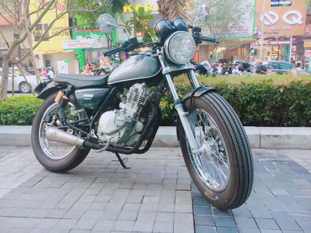 Xin vai y kien ve do xe cafe racer - 2