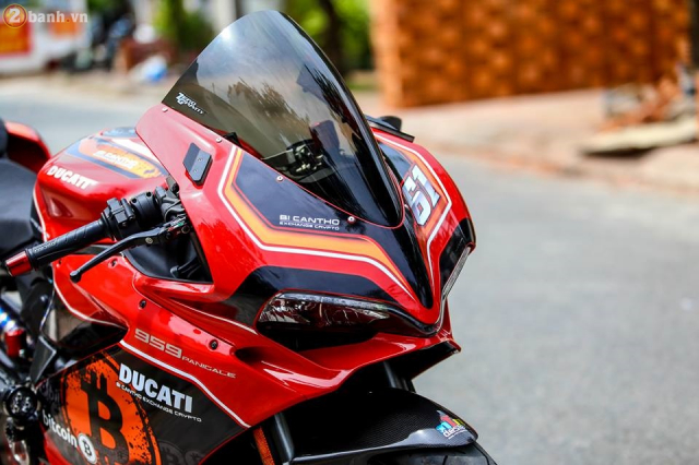 Ducati 959 Panigale do chat choi theo phong cach Bitcoin - 5