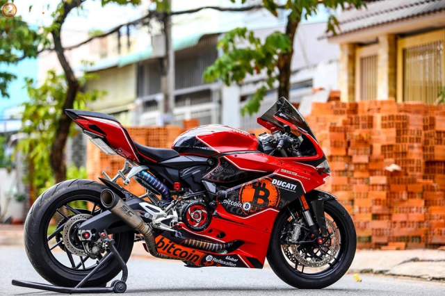 Ducati 959 Panigale do chat choi theo phong cach Bitcoin - 13