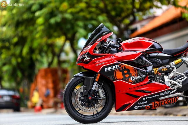 Ducati 959 Panigale do chat choi theo phong cach Bitcoin - 15
